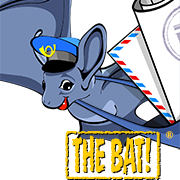 The Bat Home Logo