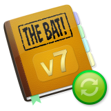 Technologia CardDAV w The Bat! v7